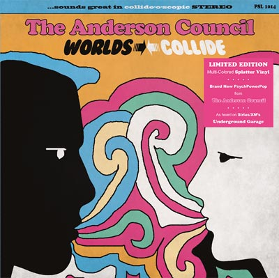 "Makin Waves Record of the Week: ""Worlds Collide"" by The Anderson Council"