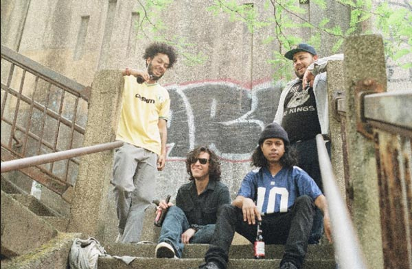 """Makin Waves Record of the Week: """"American Carnage"""" by Sunny Gang"""