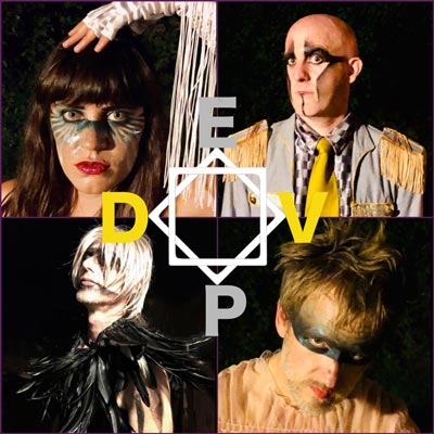 """Makin Waves Record of the Week: """"DV EP"""" by Daughter Vision"""
