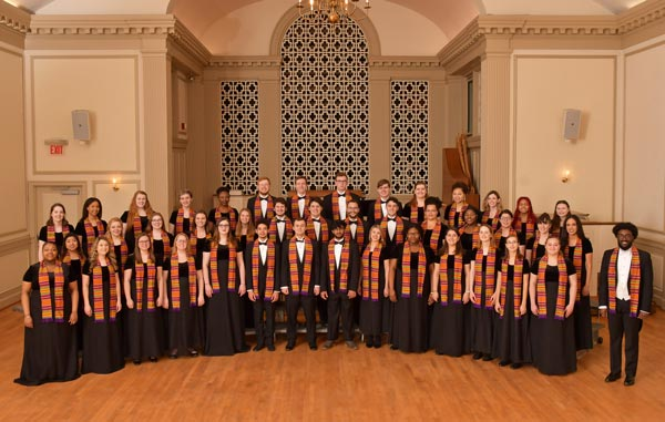 """Westminster Jubilee Singers Presents """"Don't You Grieve for Me, Alleluia"""""""