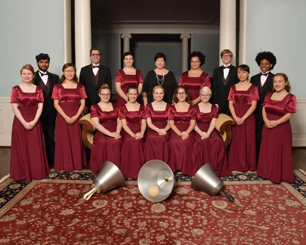 """Westminster Concert Bell Choir Presents """"Come What May"""""""