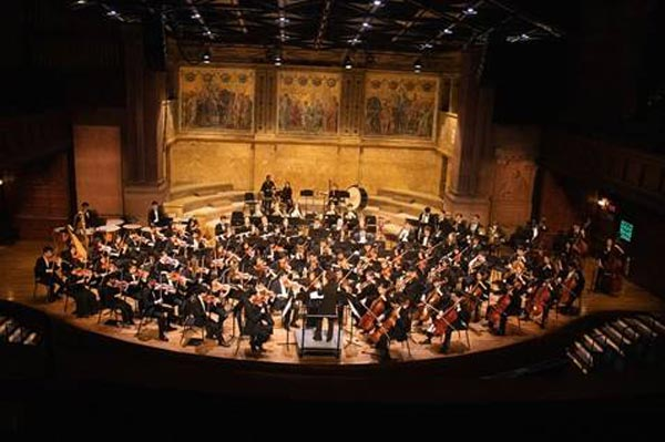 New Jersey Youth Symphony Celebrates 40th with Carmina Burana