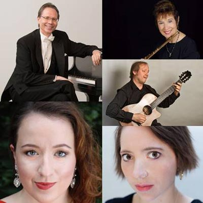 Wharton Institute for the Performing Arts presents  Spring Faculty Concert On April 28