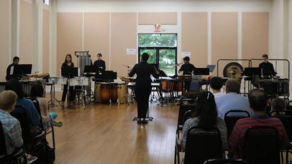 New Jersey Youth Symphony Percussion Ensemble To Perform in New Providence