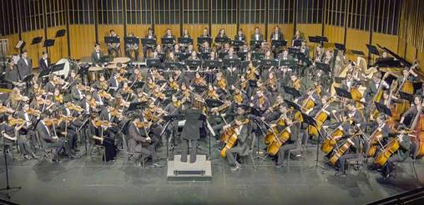 Youth Symphony and Youth Orchestra To Perform at Princeton University January 27