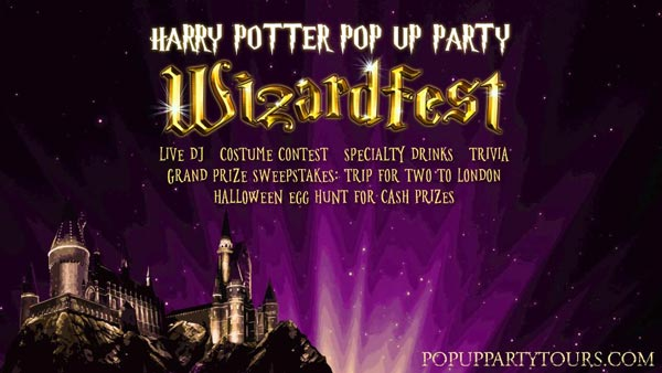 "Wizardfest: A ""Harry Potter"" Themed Pop-Up Party Comes To Teaneck"