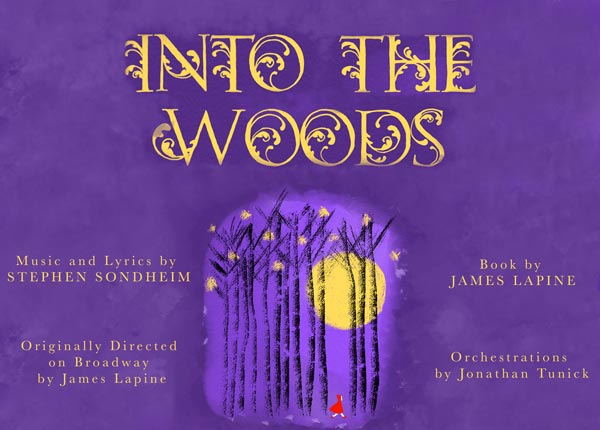 """A Work Of Heart Productions Presents """"Into The Woods"""" At Bickford Theatre"""