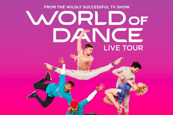 """Wellmont Theater Presents """"World of Dance"""""""
