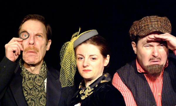 "Centenary Stage Presents ""Kvetches of 1932"""