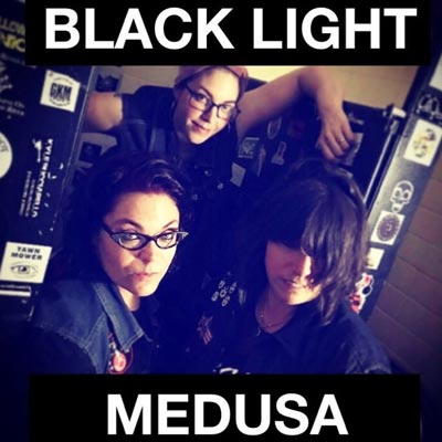Makin Waves Record of the Week: self-titled by Black Light Medusa