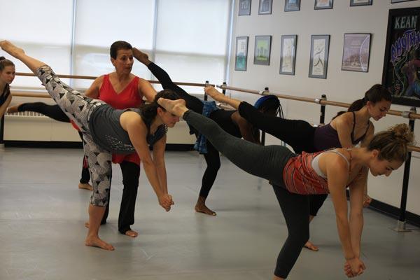 Carolyn Dorfman's NJ Summer Dance Goes Virtual: August 3-7