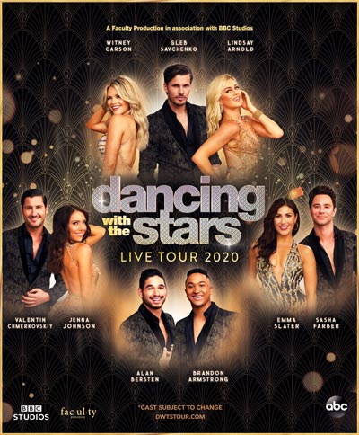 Dancing with the Stars - Live Tour 2020 Comes To State Theatre NJ