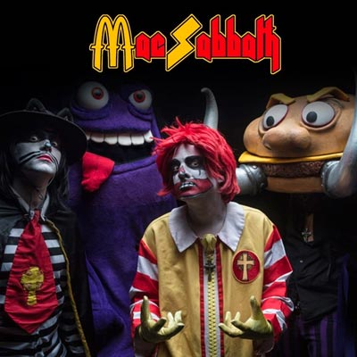 "Mac Sabbath Brings ""American Cheese Tour"" To The Wellmont Theater"