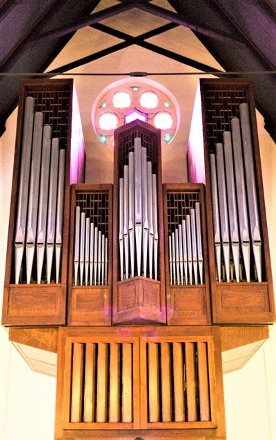 Inside The 50th Anniversary Beckerath Organ Recital Series In Millburn