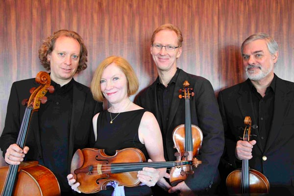 Red Bank Chamber Music Society Presents the American String Quartet in World Premiere String Quartet by Vivian Fung