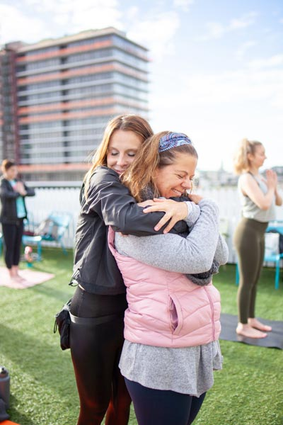 VibeWell Yoga Festival Returns to Asbury Park this Fall