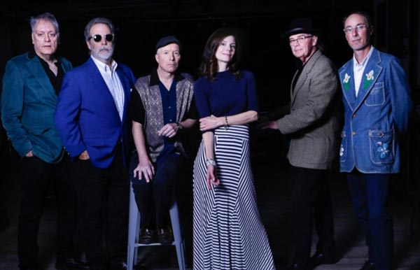 The Newton Theatre Presents 10,000 Maniacs Featuring Mary Ramsey