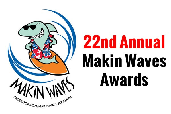 22nd Annual Makin Waves Awards
