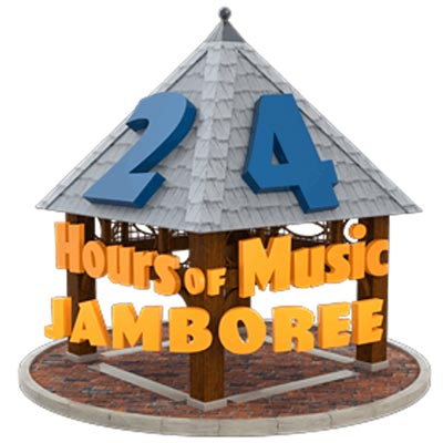 4th Annual 24 Hours of Music Jamboree To Be Presented Online