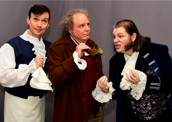 """Bergen County Players Presents """"33 Variations"""""""