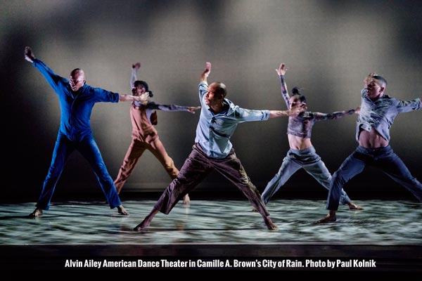 Alvin Ailey American Dance Theater Comes To NJPAC May 8-10