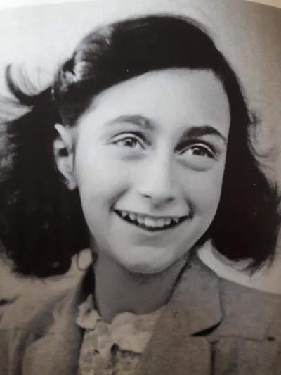 """The Diary of Anne Frank"" Staged Reading To Take Place At Hopewell Theater"
