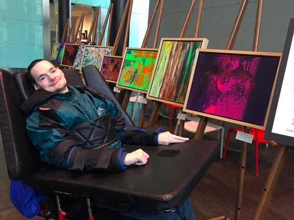 Arts Access Artists to Display Paintings At Morris Museum Access-ABILITY Exhibit