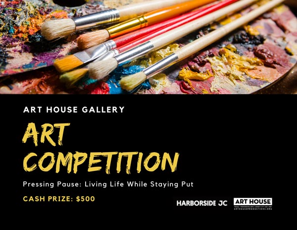 Art House Announces Online Art Competition