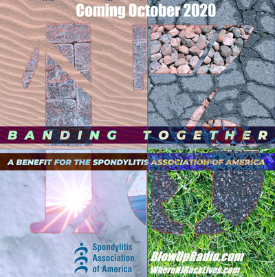 "BlowUpRadio.com Presents 13th Annual Benefit for the Spondylitis Association Of America: ""Banding Together"" October 16-18"