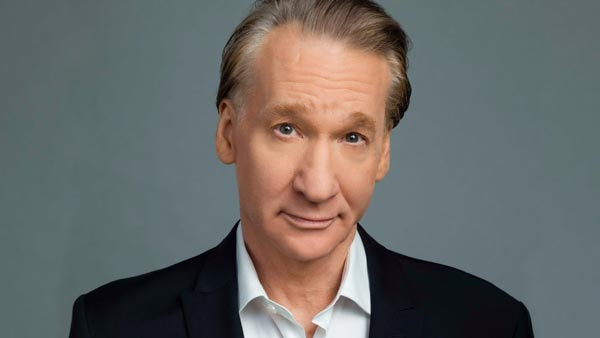 Bill Maher Returns to NJPAC