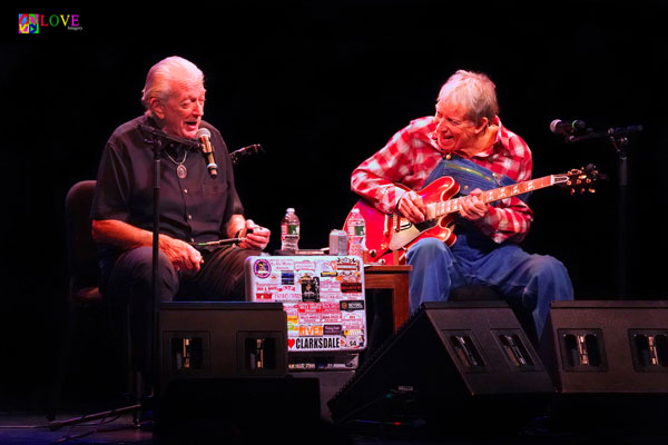"""100 Years of Blues!"" Elvin Bishop and Charlie Musselwhite LIVE! at MPAC"