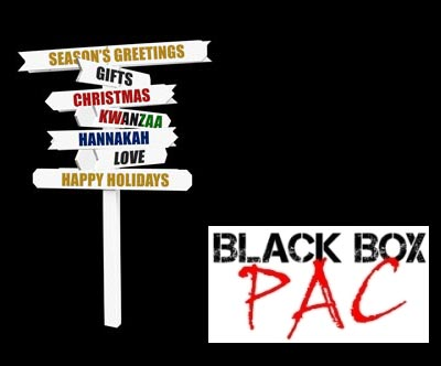 Black Box PAC Hosts Several Events In December