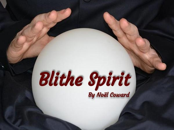 "Somerset Valley Players Presents Virtual Reading of Comedy ""Blithe Spirit"""