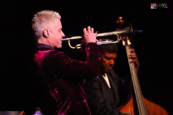 """Brilliant!"" Chris Botti LIVE! at BergenPAC"