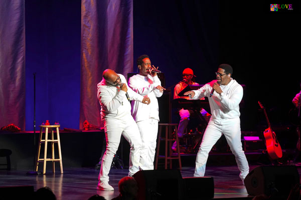 Boyz II Men LIVE! at the State Theatre NJ