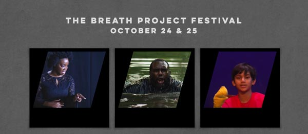 The Breath Project Announces Lineup For Inaugural Virtual Festival