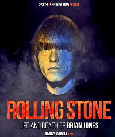 """Rolling Stone Life and Death of Brian Jones"" To Be Screened In Asbury Park"