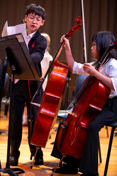 The New Jersey Youth Symphony Hosts Bring A Buddy Week February 9-13