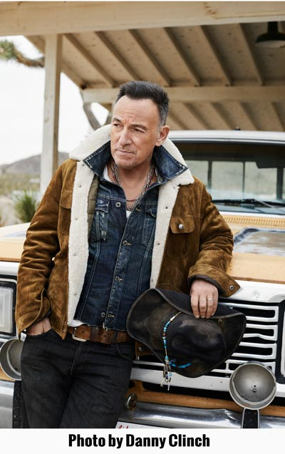 John Godfrey Talks About A Special Edition Of The Troubadour Show Featuring Bruce Springsteen