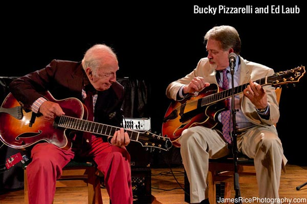 Bucky Pizzarelli: Jersey Through and Through