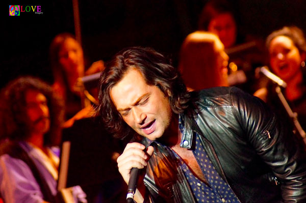 A Conversation with American Idol's Constantine Maroulis, Starring in a Cape May Stage Virtual Concert Starting July 13