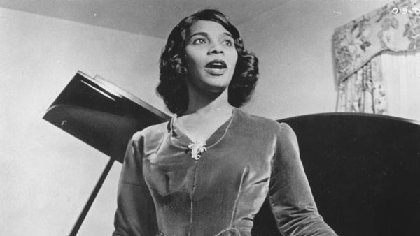 """""""Once in a Hundred Years: The Life & Legacy of Marian Anderson"""" Screening Feb 21"""