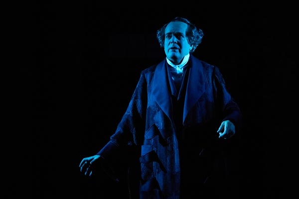 "Dreamcatcher Rep To Benefit From Online Version Of ""A Christmas Carol"" Starring Jefferson Mays"