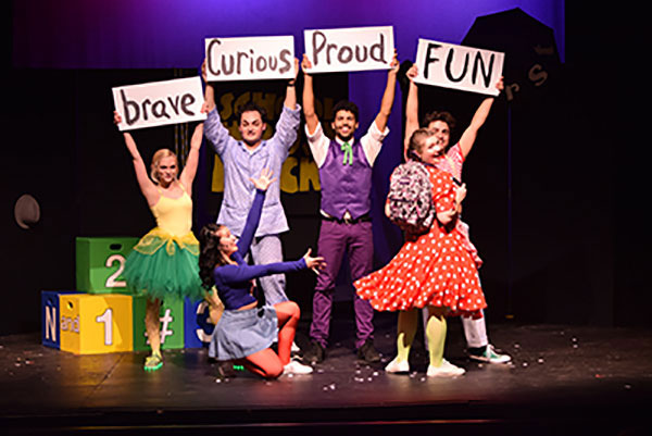 Centenary Stage Company's Young Audience Series Presents Touring Productions From October 3-5