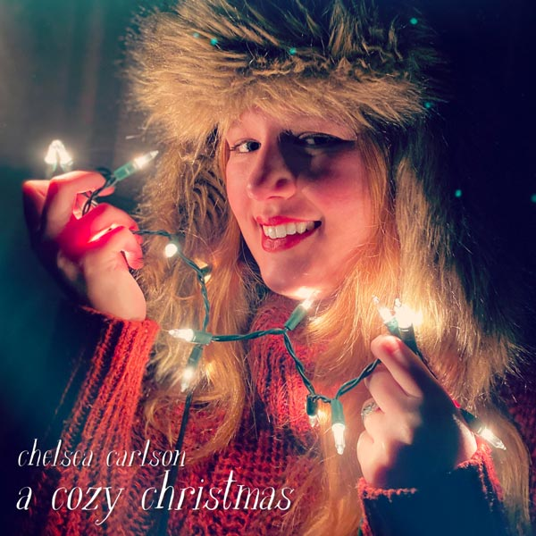 Chelsea Carlson Releases Her First Holiday Album
