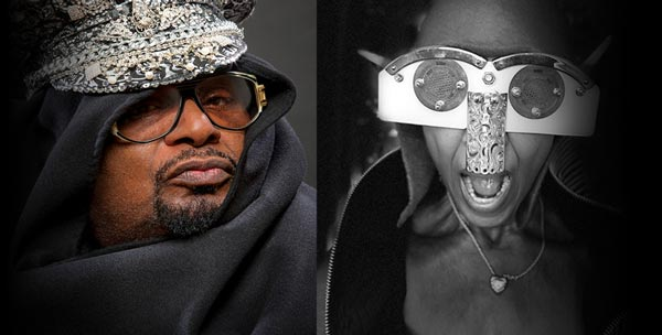 NJPAC Presents George Clinton in Conversation with Nona Hendryx On October 9