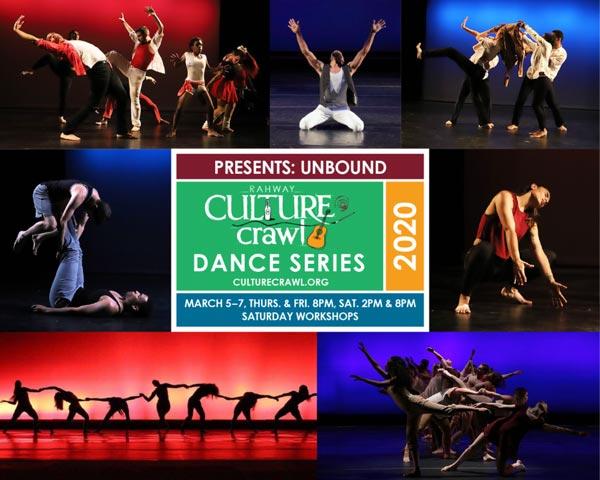 Culture Crawl Dance Series Presents Unbound