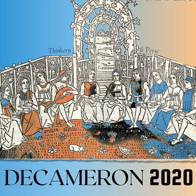 Thinkery & Verse Presents Decameron 2020 Podcast
