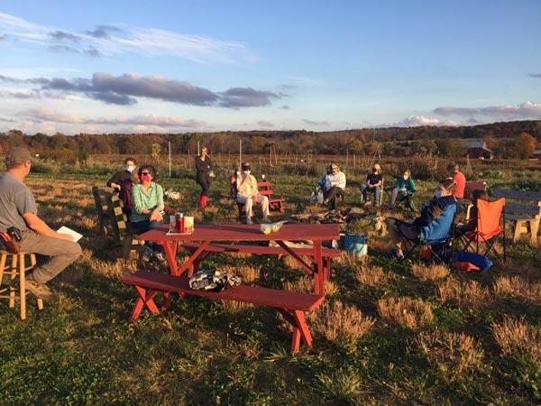 D&R Greenway Land Trust Thankful upon 10th Anniversary of St. Michaels Farm Preserve