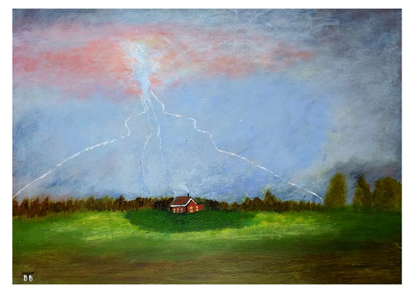 The Outsider Art of Donald T. Dunphy